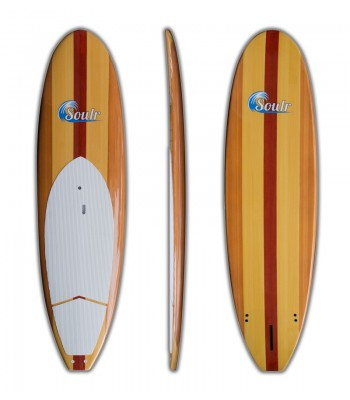"10'8"" Soulr Woody SUP"