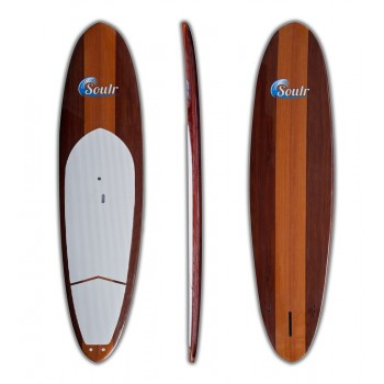 "11'6"" Soulr Woody Stand Up Paddle Board"