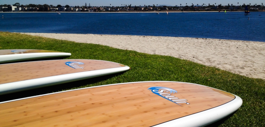 SUP Care - How to Maintain your Stand Up Paddle Board