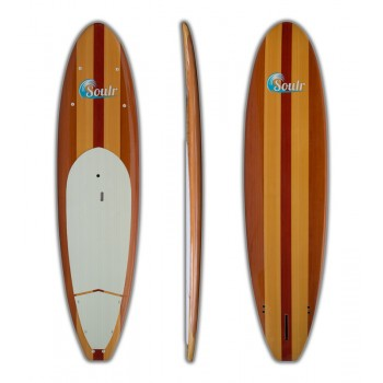 "11'0"" Soulr Woody SUP"
